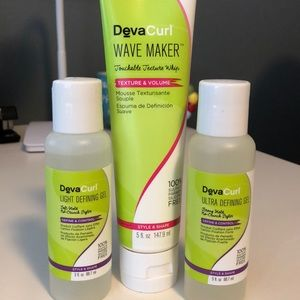 Deva Curl Bundle